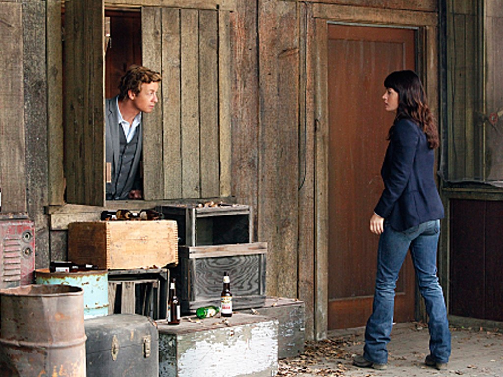 The Mentalist - Season 3 Episode 2 : Cackle-Bladder Blood