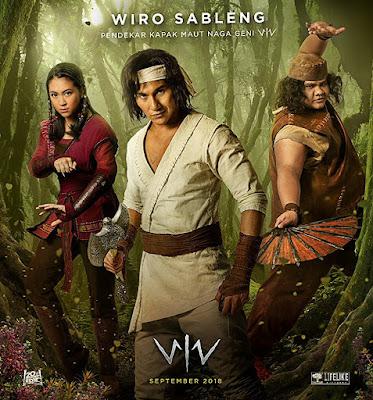 Sinopsis Film Wiro Sableng (2018)