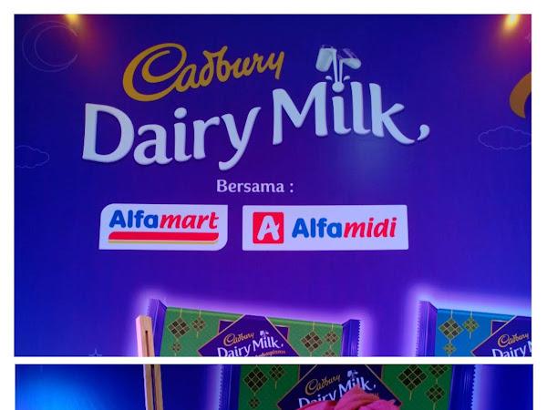 Cadbury Mengajak Berbagi dari Hati di Bulan Suci