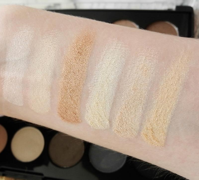 Essential Eyes 28 Color Eyeshadow Palette by BH Cosmetics #17