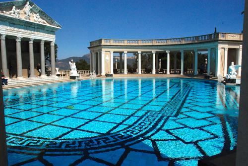 Plan your escape world travel adventures unhook now - Hearst castle neptune pool swim auction ...