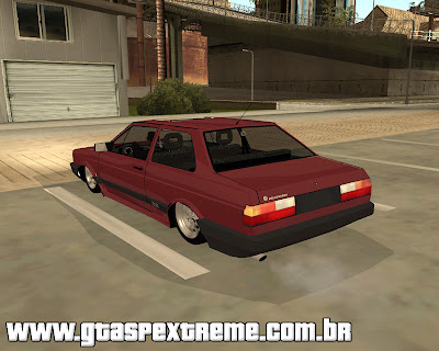 Vw Voyage GLS 1.9 Turbo para grand theft auto