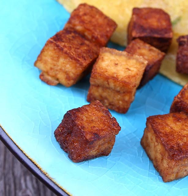 Oppskrift Vegansk Egg Bacon Tofubacon Kikertomelett Kjøttfri Facon Christopher Sjuve Veganmisjonen