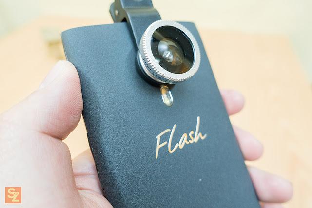 clip lens function