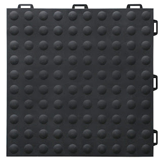 Greatmats staylock bump top plastic interlocking aerobic gym tile