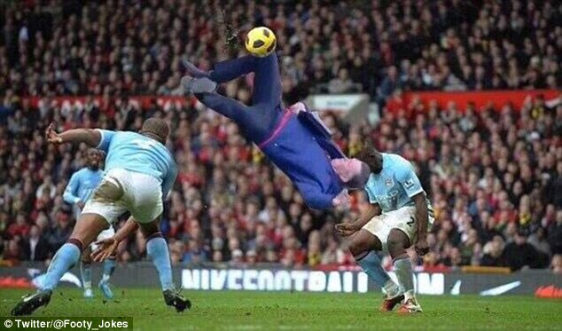 Vangaal Bicycle Kick