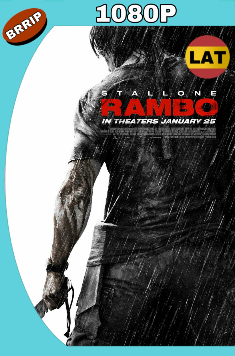 RAMBO: REGRESO AL INFIERNO (2008) BRRIP 1080P LATINO-INGLES MKV