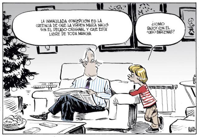 Humor en cápsulas: Para hoy jueves, 8 de diciembre de 2016