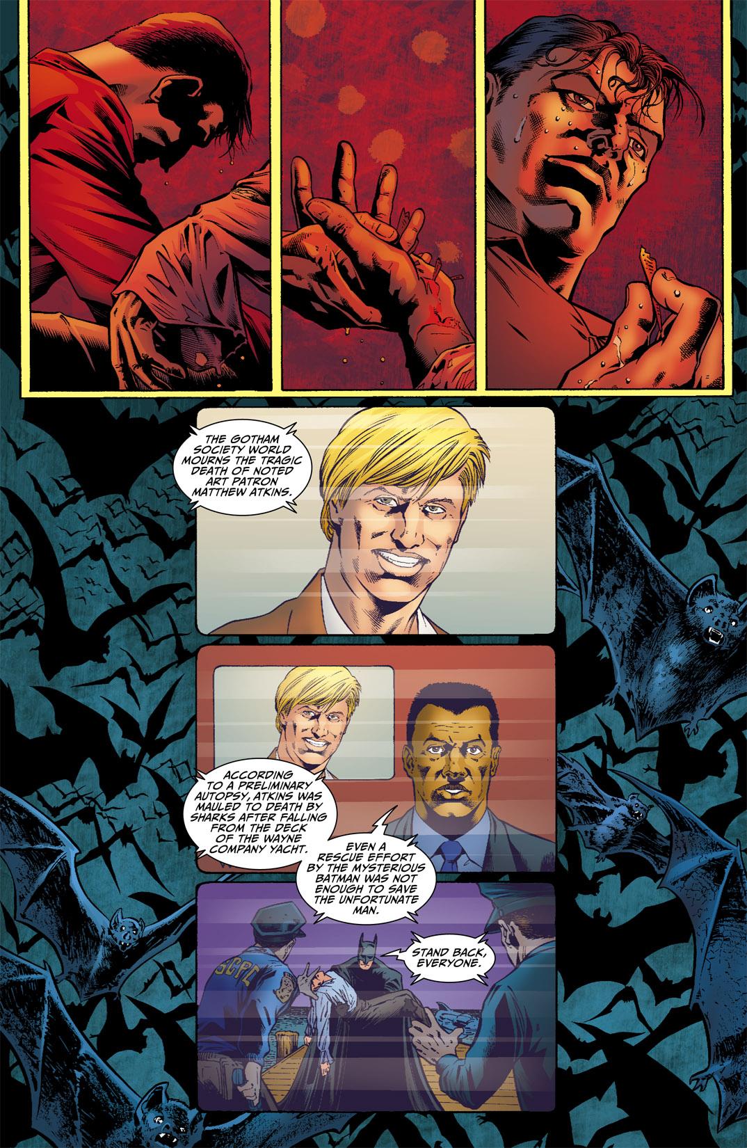 Detective Comics (1937) 828 Page 5