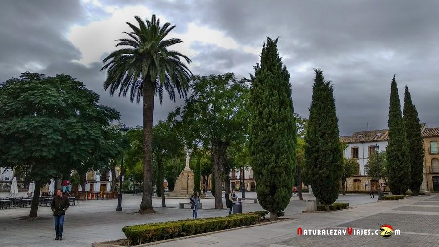 Plaza Primero de Mayo, Úbeda