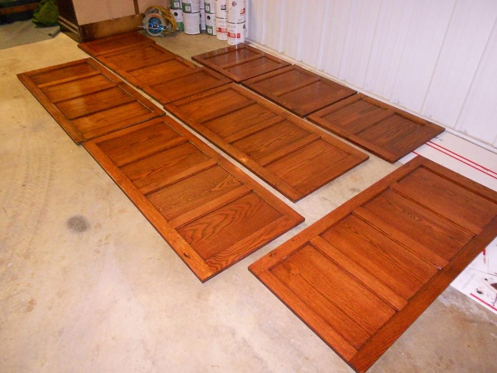 Raw Wood Kitchen