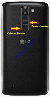 hard reset lg Q7 (LG-X210G)