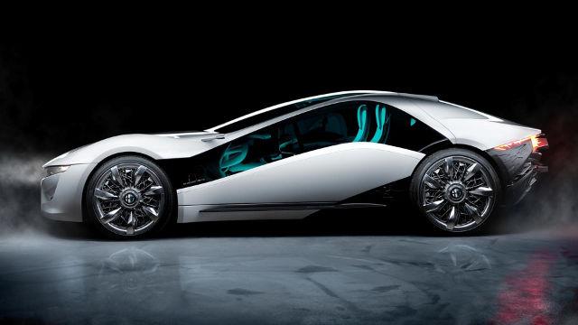 Bertone Alpha Romeo Pandion - Fond d'écran en Full HD