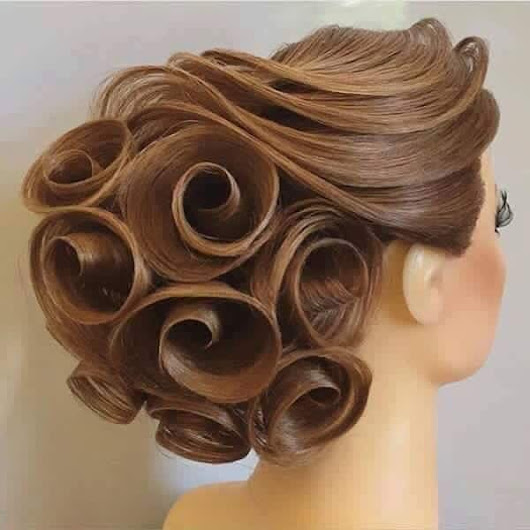 MODERN FASHION LATEST HAIR STYLES
