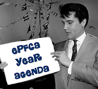Elvis Presley Fan Club of Africa Year Agenda