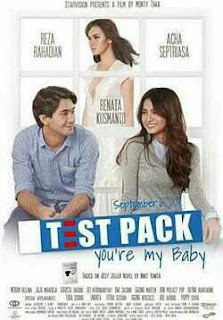 Download film Test Pack: You're My Baby (2012) HDRip Gratis