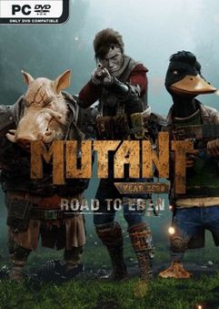 Mutant Year Zero - Road To Eden Jogos Torrent Download capa