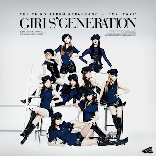 Girls' Generation - Mr. Taxi Albümü