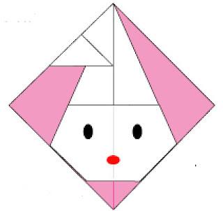 Bước 12: Vẽ mắt, mũi để hoàn thành