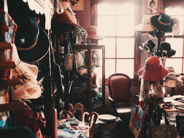"""3 tiendas vintage online en las que encontrarás """"pequeños tesoros"""""""