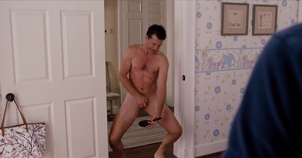 Preston Gets Hunter Naked