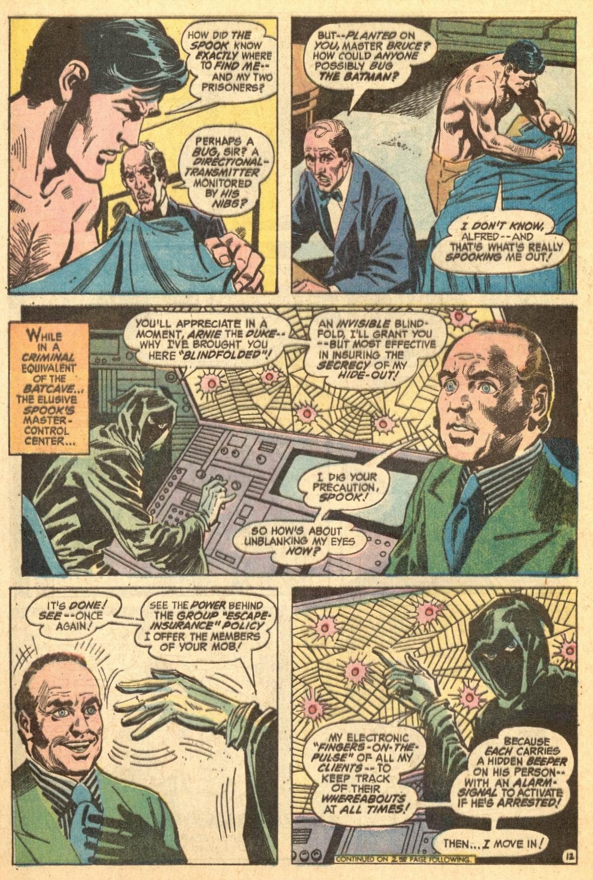 Detective Comics (1937) 434 Page 12