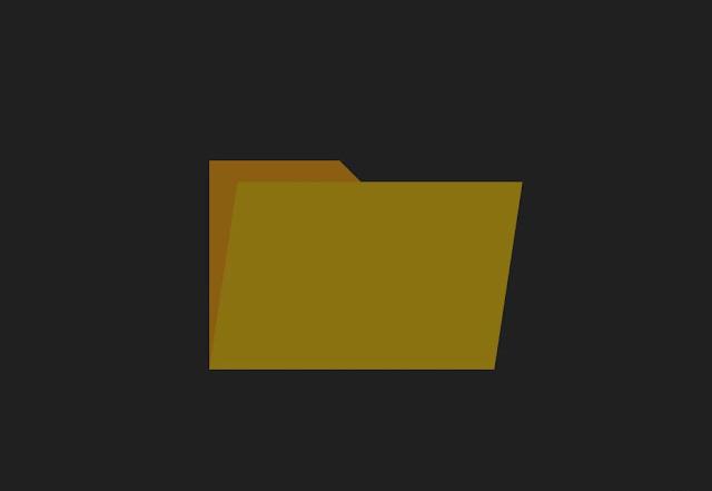 Cara memunculkan File tersembunyi di Windows semua versi