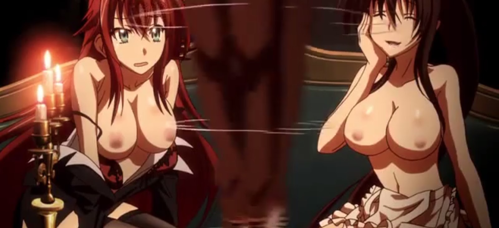HighSchool DxD BorN Especial 01