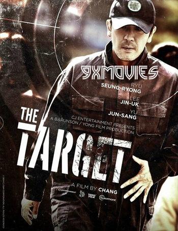 The Target 2014 Dual Audio Hindi 480p BluRay 300mb
