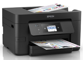 Epson WorkForce Pro WF-4725 Driver Download