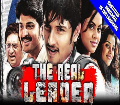 The Real Leader (2018) Hindi Dubbed 720p