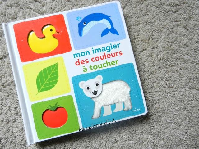 || Sélection d'imagiers à toucher : Mon imagier des couleurs à toucher (Présentation & Avis)(Chut, les enfants lisent # 48)|| Sélection d'imagiers à toucher : Mon imagier des couleurs à toucher (Présentation & Avis)(Chut, les enfants lisent # 48)