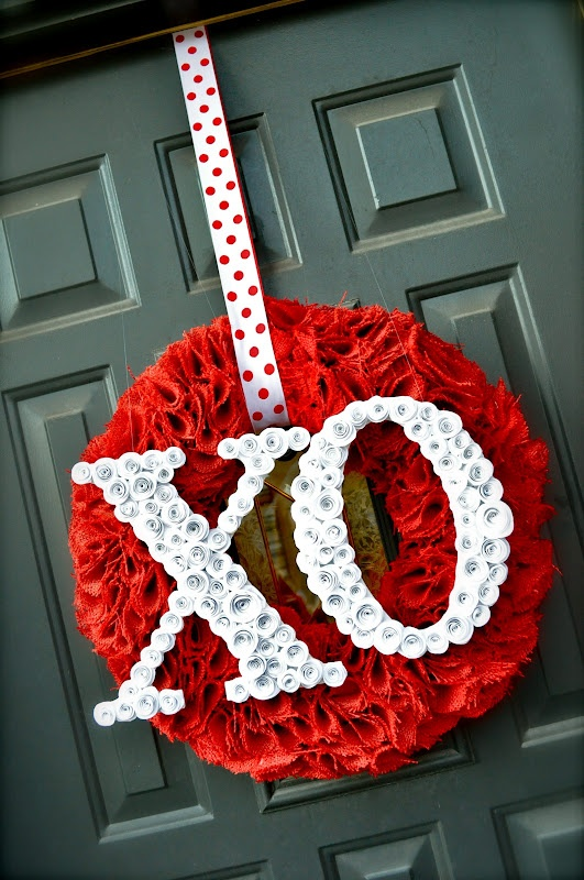 14 Favorite Valentine Wreaths Craft O Maniac