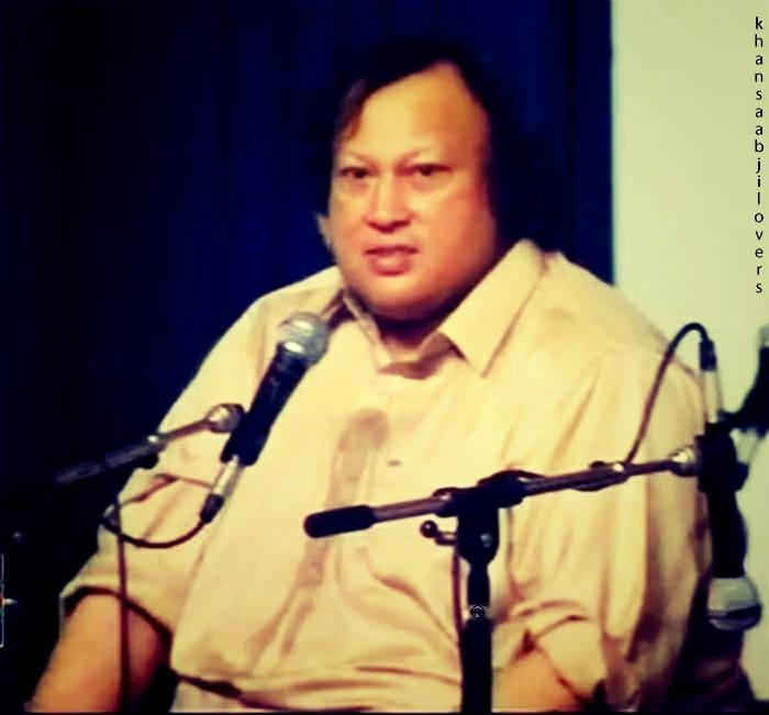 Lyrics Man Kunto Maula by Nusrat Fateh Ali Khan