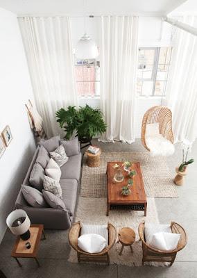 Berbagai Ragam Desain Ruang Tamu Dengan Sentuhan Warna Abu-Abu
