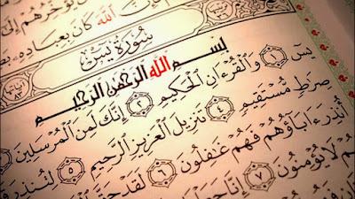Menghadiahkan pahala Al Fatihah, Yasin dan Tahlil
