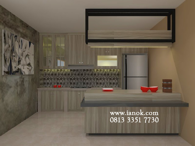 harga kitchen set surabaya sidoarjo
