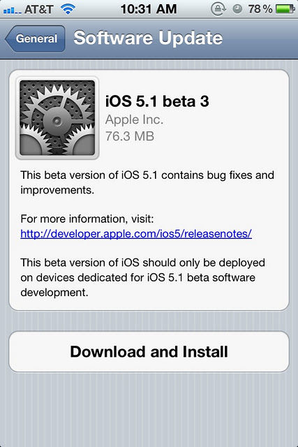 Here Are All The iOS 6 Direct Download Links For Each Supported iDevice