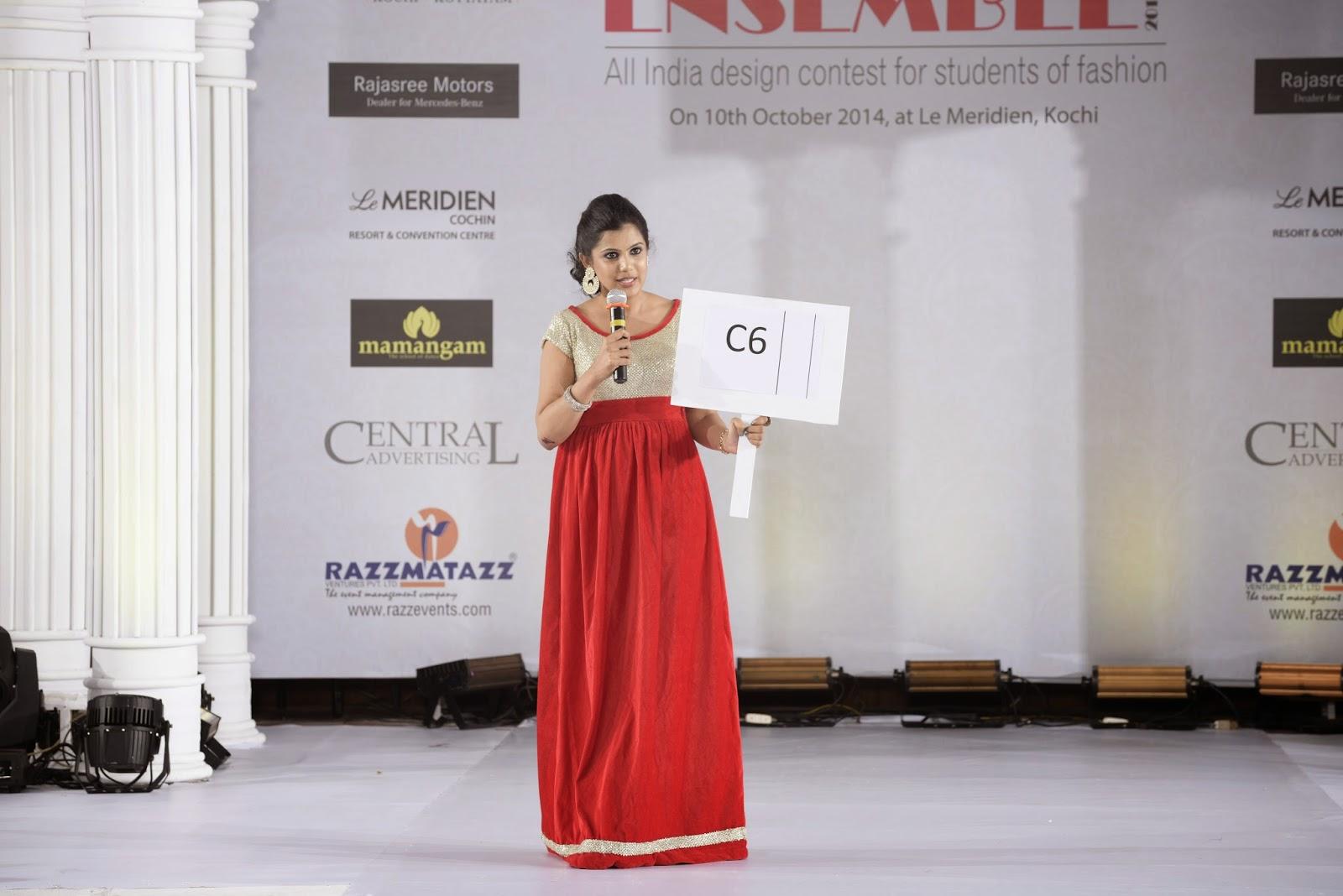 Seematti Ensemble 2014 C6 Flower Power Institute Of Fashion Designing Cochin Team 2