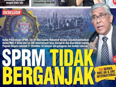 Hasil carian imej untuk SPRM terpaksa membuka pusat urut bagi menyiasat penglibatan penguat kuasa dalam menerima rasuah serta melindungi kegiatan berkenaan.