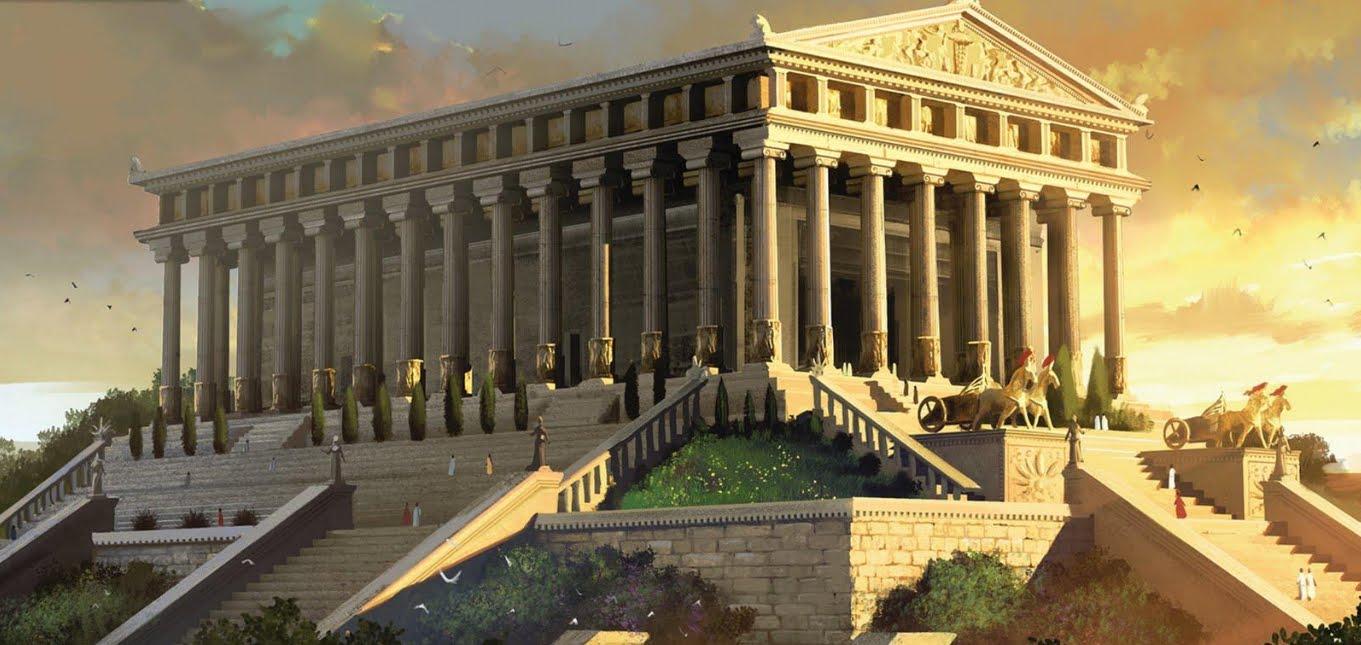 Foto Grande tempio di Artemide.