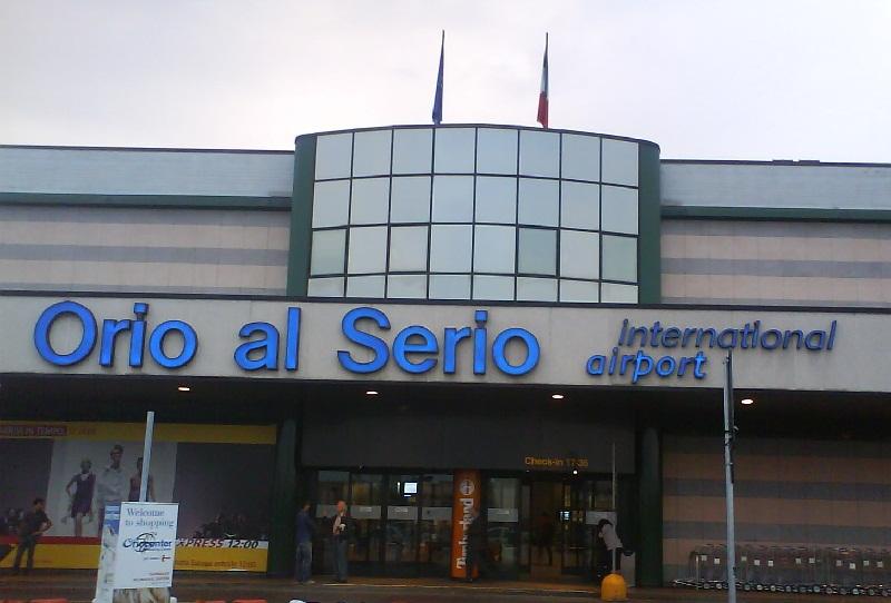 Аэропорт Милан- Бергамо Орио-аль-Серио (Orio al Serio ...