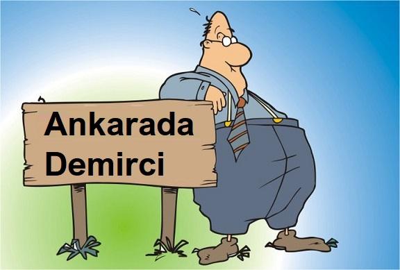 Ankarada Demirci , Kaynakçı
