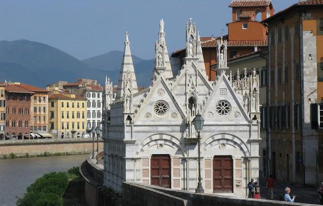 Santa Maria della Spina em Pisa