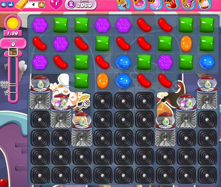 Candy Crush Saga 2060