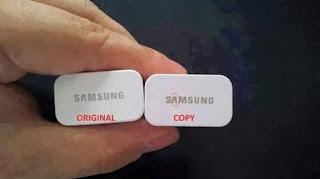 Cara Membedakan Charger Samsung Asli Atau Palsu