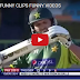 Shahid Afridi FUNNY CLIPS FUNNY VIDEO