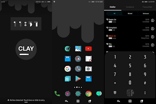 Clay Dark Theme for EMUI 4
