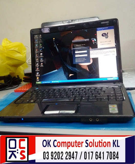 [SOLVED] UPGRADE HARD DISK LAPTOP | REPAIR LAPTOP CHERAS 4