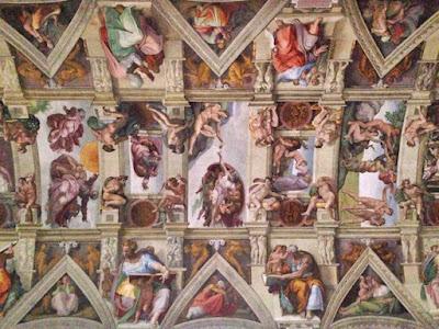Foto Juan Carlos Rodriguez Casmartiño por Pixabay - Matéria sobre a Capela Sistina - BLOG LUGARES DE MEMÓRIA